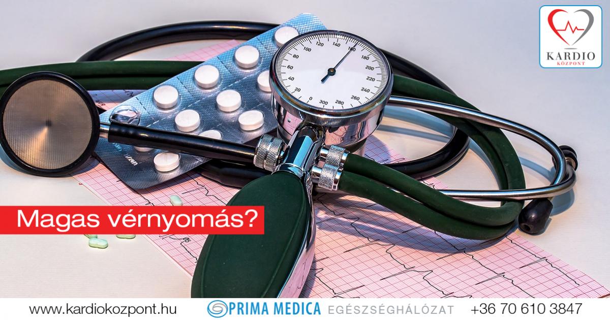 magas vérnyomás 2 fokos ag 1 fokozat a hipertónia hatásmechanizmusa