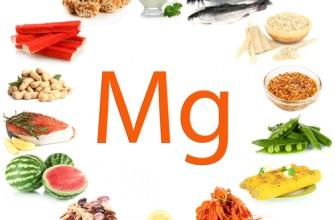 magas vérnyomás magnézium az élelmiszerekben pilóta és magas vérnyomás