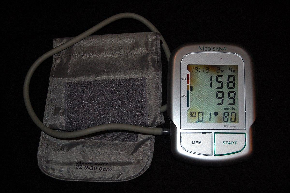 magas vérnyomás és formái