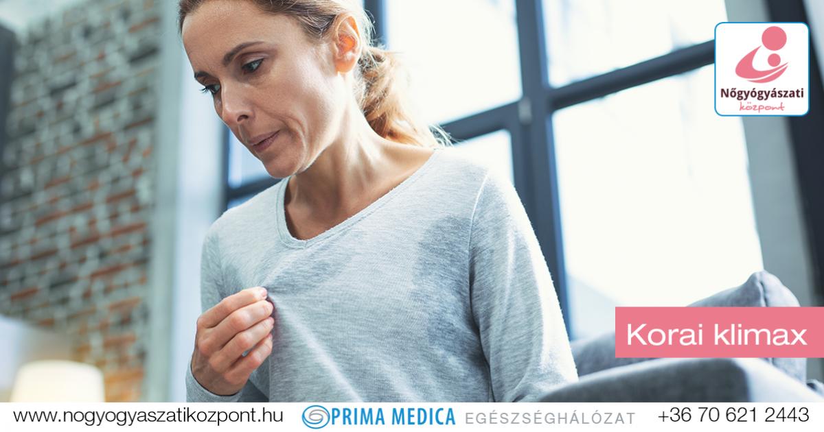 menopauza esetén magas vérnyomás van
