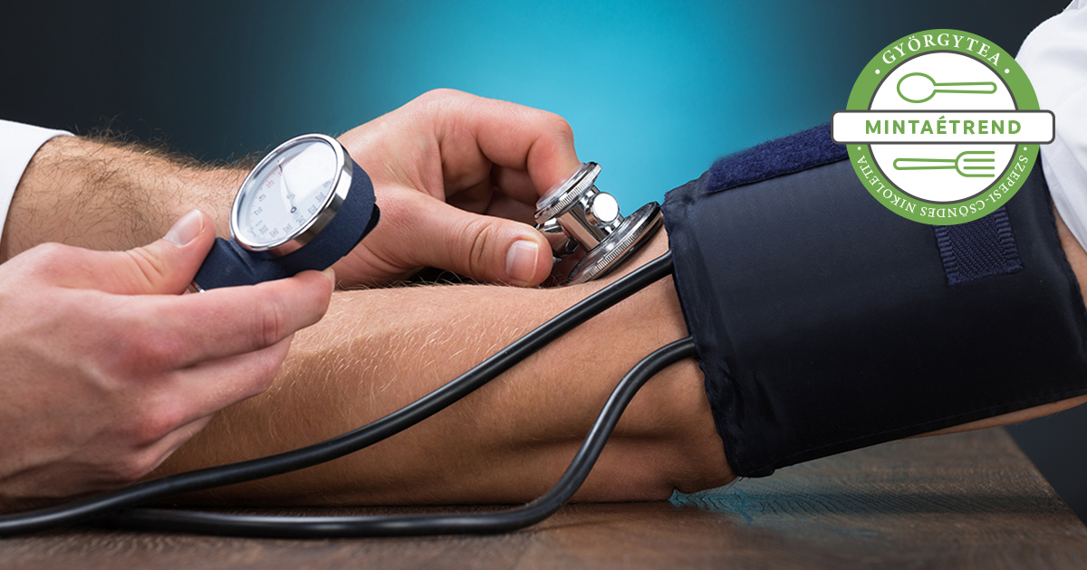 mustár magas vérnyomás esetén hogy a magas vérnyomás ad-e csoportot