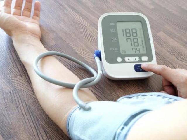 nem diagnosztizálták magas vérnyomással