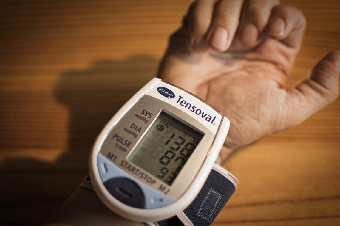 2 fokozatú magas vérnyomás mutatói