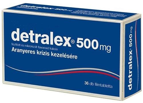 A vérerek és a kapillárisok erősítésére szolgáló gyógyszerek áttekintése - Magas vérnyomás November