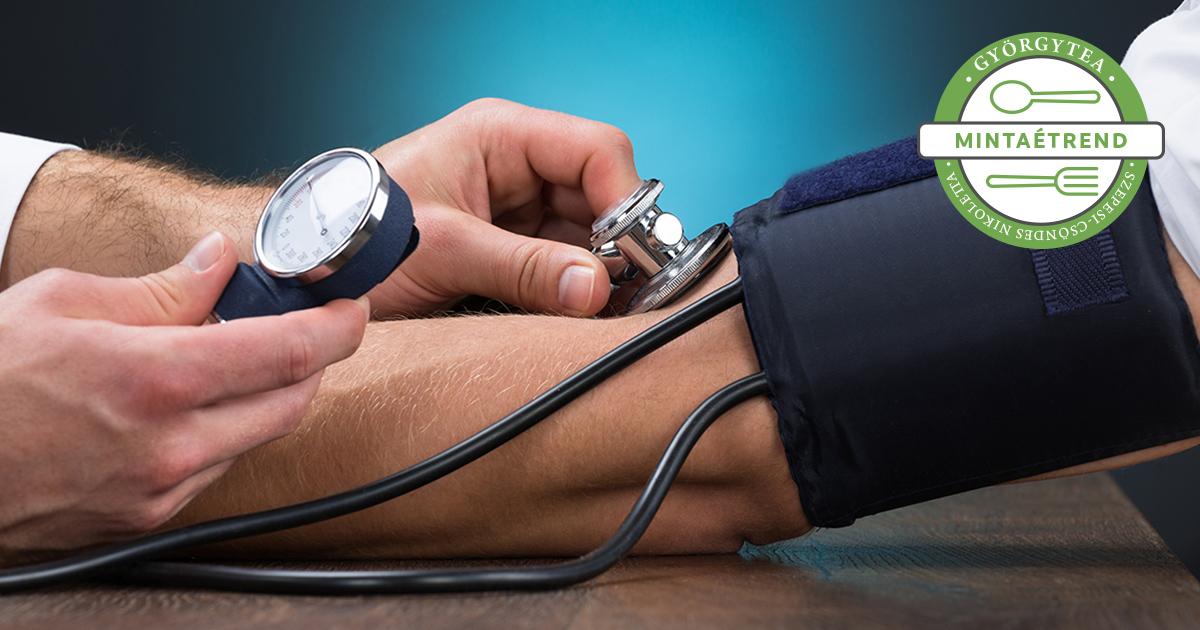diabetes mellitus a magas vérnyomás hátterében