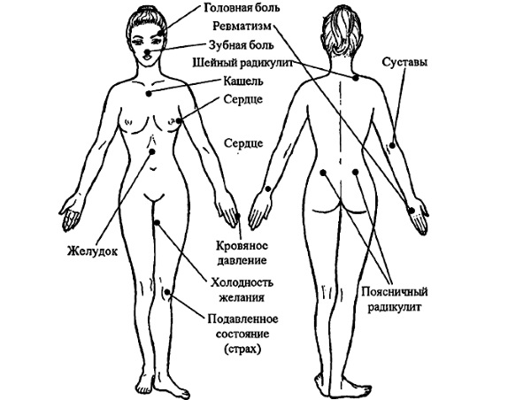 biológiailag aktív pontok magas vérnyomás esetén)