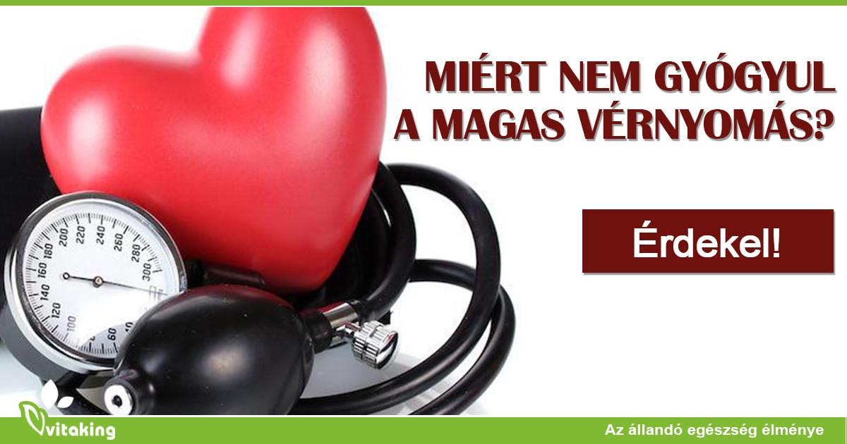 mi a magas vérnyomás biológia
