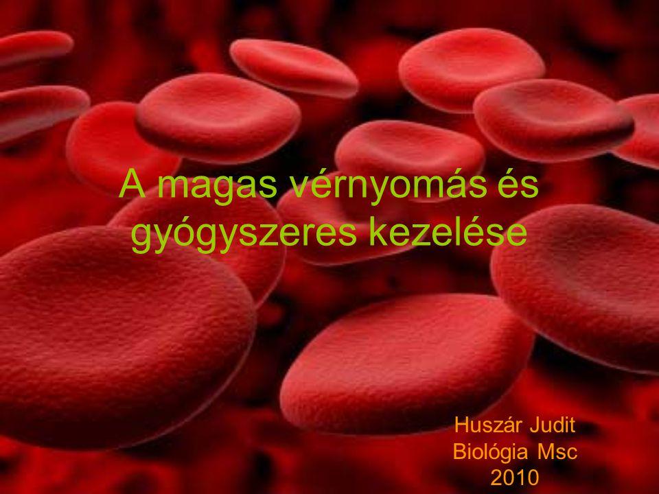 a magas vérnyomás farmakoterápiája)