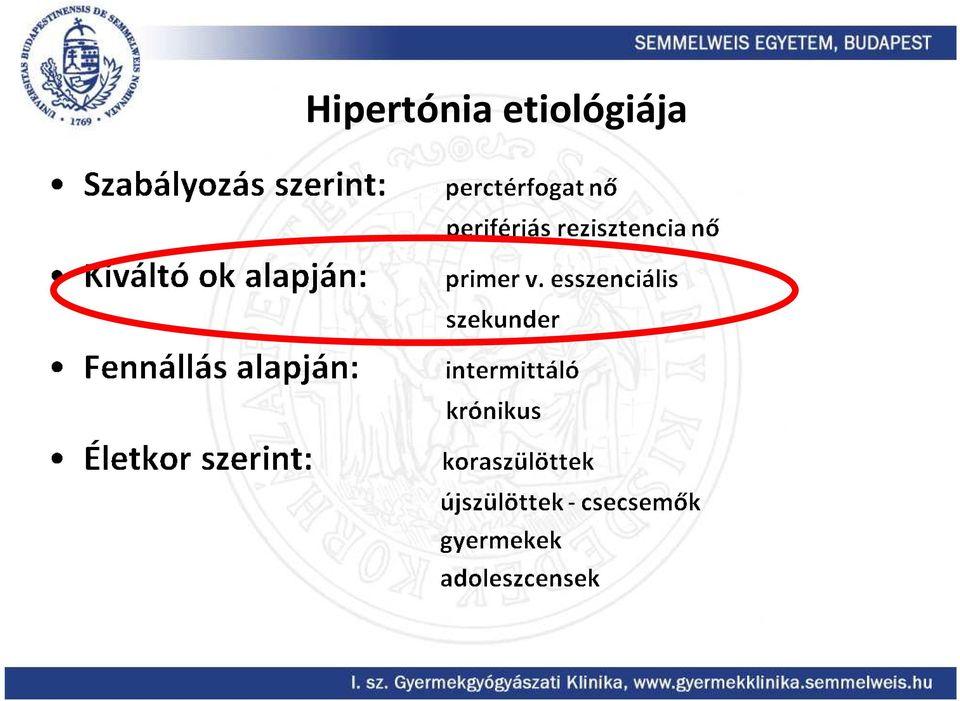 vese vaszkuláris hipertónia