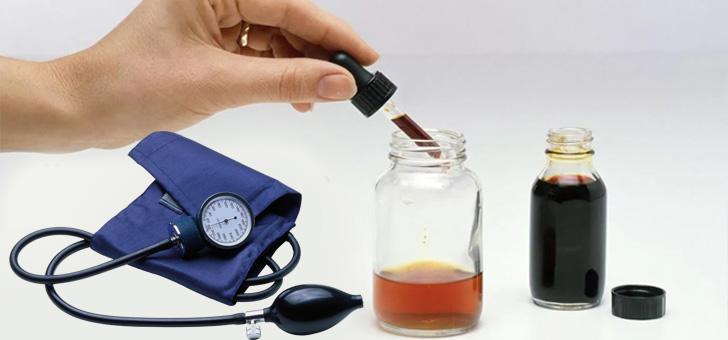 magas vérnyomás kezelése jóddal