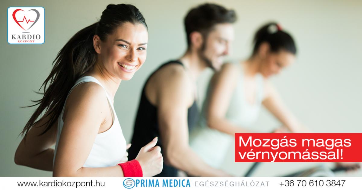 milyen fizikai gyakorlatok lehetségesek magas vérnyomás esetén)