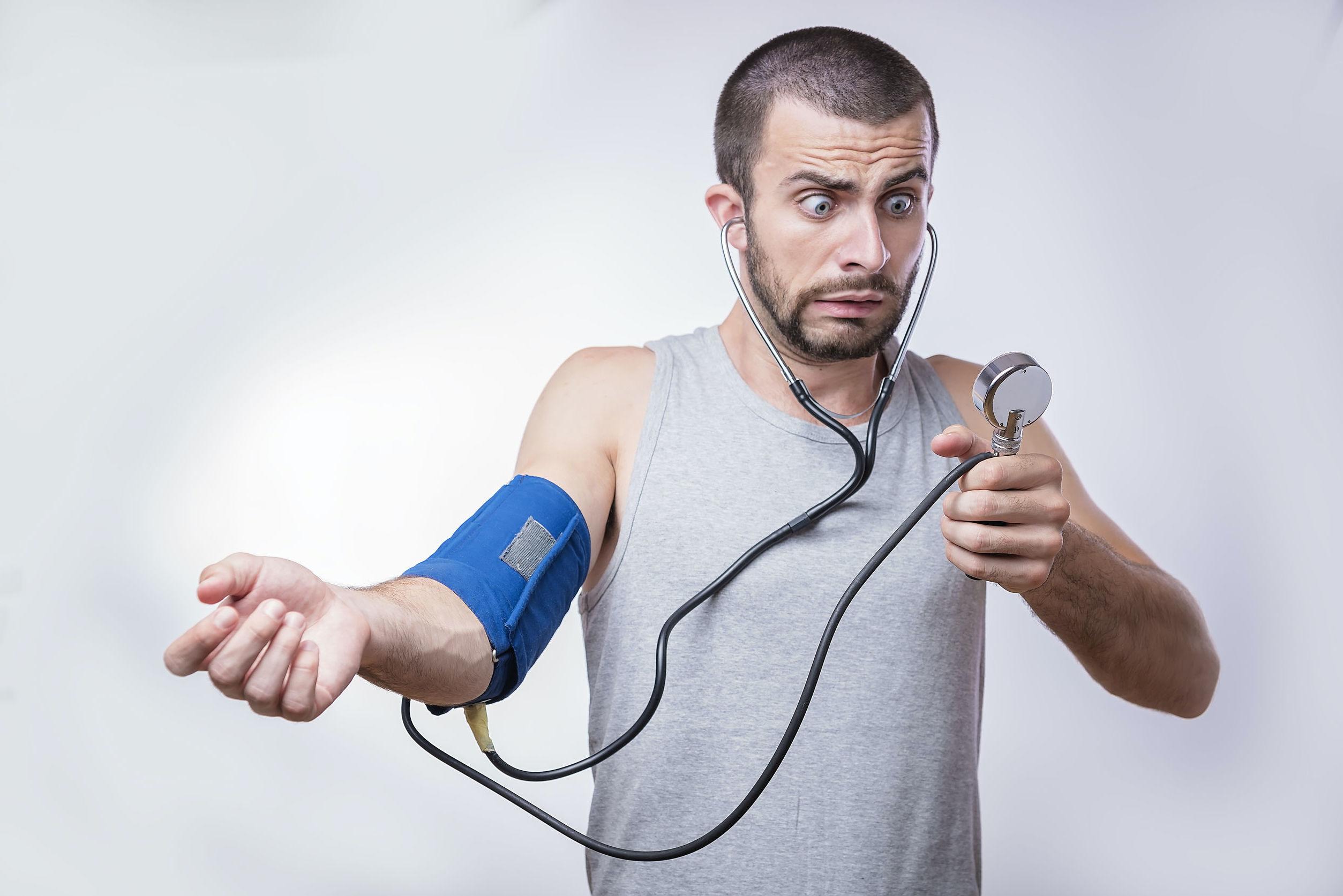 magas vérnyomás tünetei láz