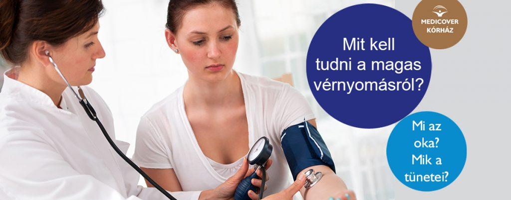 dienai és magas vérnyomás)