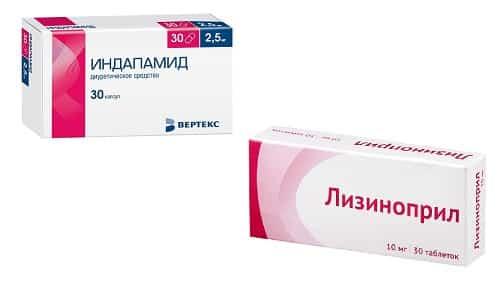 Enap: a gyógyszer használati utasításai, leírása és hatásmechanizmusa