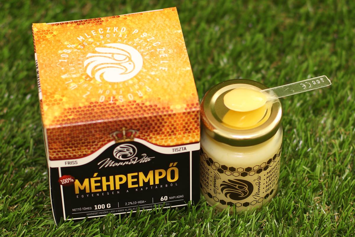 méhpempő magas vérnyomás ellen
