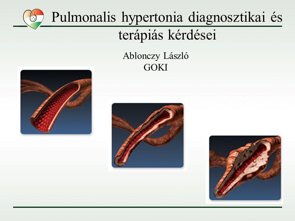 pulmonalis hipertónia szindróma)