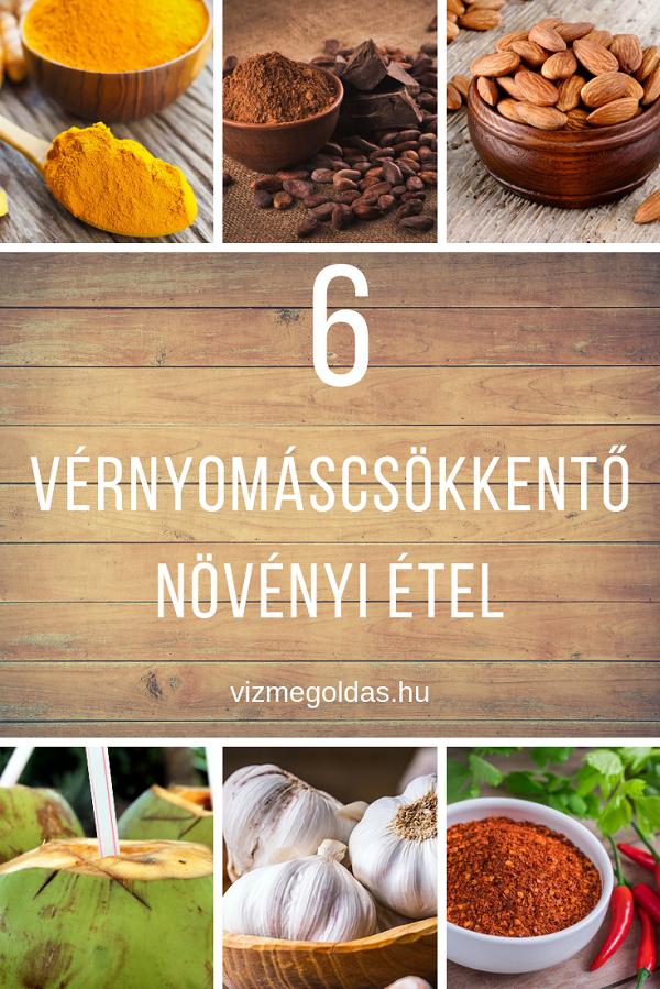 ételek magas vérnyomás-receptekhez)